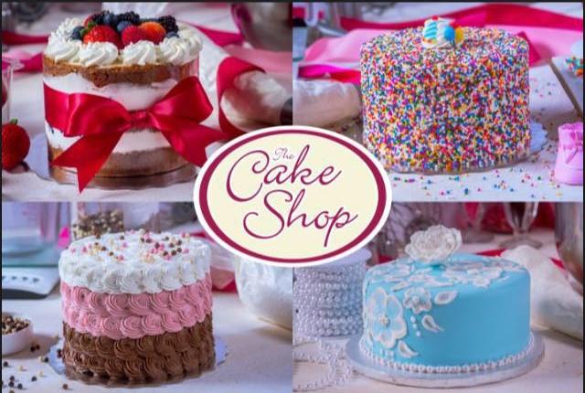 Birthday Cake Shop Near Me.The Cake Shop